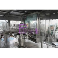 Flange Aspetic Filling And Sealing Machine Stainless Steel Double Cap System Manufactures