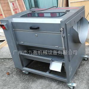 China Potato Cassava Yam Brush Washing And Peeling Machine With One Year Warranty on sale