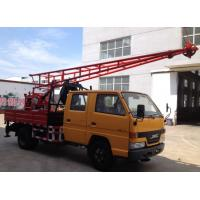 Hydraulic Truck Mounted Portable Drilling Rigs (water well drilling) Manufactures