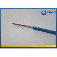 China Easy - Cutting Pvc Insulated Copper Wire / Pvc Sheathed Cable For Electrical Equipment on sale