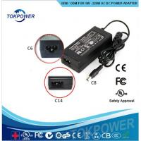 Desktop Power Adapter Power Supply 12v 24v 60W  / Medical Universal Ac To Dc Power Adapter Manufactures