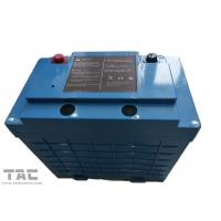 12V 60AH LifePO4 Pack For Portable Back UP and Solar Production Manufactures