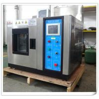Touch Screen Cold Climatic Temperature Humidity Chamber , Benchtop Environmental Test Chamber Manufactures