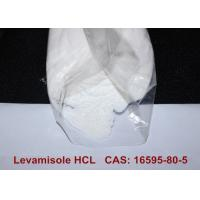 Levamisole Hydrochloride Levamisole 	Pharmaceutical Steroids HCL CAS 16595-80-5 Manufactures