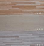 BZ-004  Vinyl  Flooring  Wood  Grain Manufactures