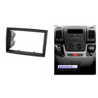 Vehicle Accessories Car Stereo Fascia for CITROEN C1 TOYOTA Aygo PEUGEOT Facia Install Manufactures