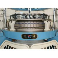 Four Tracks Single Jersey Circular Knitting Machine Weft Knitting High Accurate Manufactures