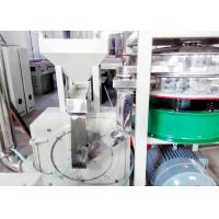 Double Shaft Plastic Grinding Machine , Pvc Crushing Machine With Overload Protection Manufactures