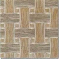 RM306 7.5mm Thickness Natural Square Acid Resistant Glazed Ceramic Floor tiles 300x300mm Manufactures