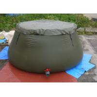 Multiple Shaped Potable Water Pillow Tanks 5000 Liters For Transporting Water Manufactures