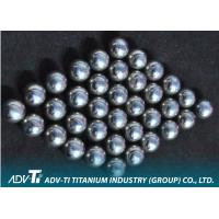 Titanium Precision Parts Precision Balls For Aircraft Medical And Jewelry Manufactures