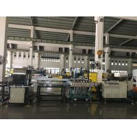 China PP / PE / ABS Thick Sheet Plastic Sheet Extrusion Machine Energy Saving on sale