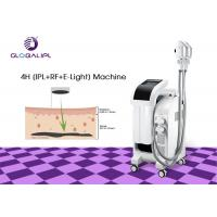 Skin Tightening Durable IPL RF Beauty Equipment Anti Aging Multi Function 4 In 1 Manufactures