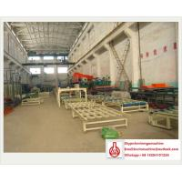 Quality Extrusion technique Fireproof MgO Board Production Line for Building Interlayer for sale