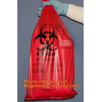 China Clinical supplies, biohazard,Specimen bags, autoclavable bags, sacks, Cytotoxic Waste Bags on sale