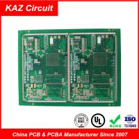 4-16 Layers FR4  Multilayer PCB Board With UL ROHS REACH 0.5-6oz Manufactures