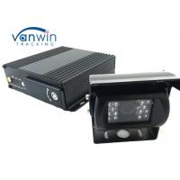 China 4CH / 8CH SD Card WIFI Security System 4-CH CCTV Camera AHD Kit with GPS Tracking on sale