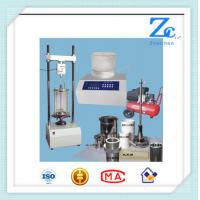 C001 Soil Testing Equipments Automatic Triaxial Testing Machine With DAQ System Manufactures