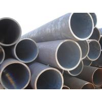 Thick Walled Spiral Steel Pipe ASTM A252 , SSAW Welded Steel Q235 / Q345 / SS400 Manufactures