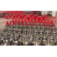 Quality Hot sale API 6A FC High pressure stainless steel manual Gate valve for sale