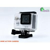 Quality N9SE 4G High Speed Waterproof Action Camera 1080p Full Hd 140 Degree for for sale