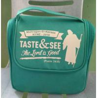 Insulated Travel Cooler Bag , Large Lunch Insulated Tote Bags With Top Handle Manufactures