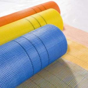China EIFS Alkali Resistant Fiberglass Mesh on sale