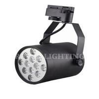 Buy cheap High Intensity 12W 255LM 12pcs 1W USA Bridgelux LED Track Light Fixtures, No from wholesalers