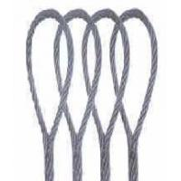 China Hand-splicing Steel Wire Rope Sling on sale
