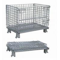 wire mesh storage cage Manufactures