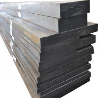 China Extrusion Die Forged Steel Flat Bar 1.2344 / AISI H13 / 4Cr5MoSiV1 DIN Standard on sale