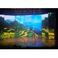 Indoor P3 Full Color LED Screen Display 576x576mm Cabinet 3mm Pitch Manufactures