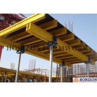 Quality Flexible Slab Decking System 4.5m Height Timber Beam H20 Movable By Trolley for sale