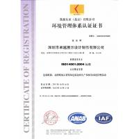 Popdisplay Pro (HK) Company Ltd. Certifications