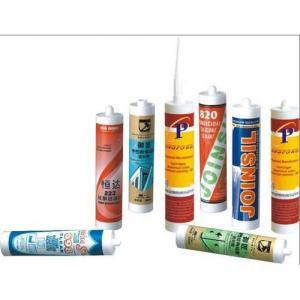 Rtv silicone sealant cartridge Manufactures