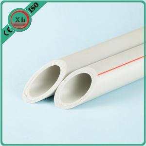 China Pressure PN25 PPR Aluminum Pipe , Heat Preservation Polypropylene Plastic Pipe on sale