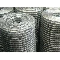 China Industrial Galvanized Welded Wire Mesh Fence Iron 8 10 Gauge 2x2 3x3 4x4 6x6 10/10 on sale