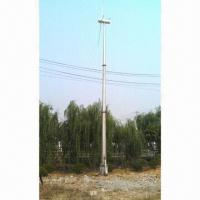3000W Wind Turbine Generator and 1000W Solar Panels for Hybrid Wind Solar Power System (Off-grid) Manufactures