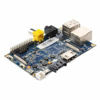 China Allwinner A20 dual core single board computer with Gigabit Ehernet and a SATA Socket is better than Orange Pi 2 wholesale