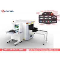 32mm Steel Penetration X Ray Security Inspection System With Color Screening Image Manufactures