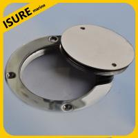 Buy cheap boat deck plate/stainless steel Deck plate marine for boat from wholesalers