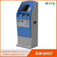 Automated Teller Machine with Cashcode Cash Acceptor and MFS Cash Dispenser coin dispenser Manufactures