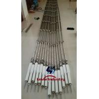 Heaters Furnace Heating Elements For Tamglass Glass Tempering Furnace / Heating Wires Manufactures