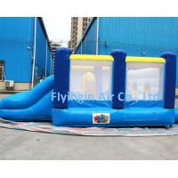 China 2017 New Cheap Inflatable Slide for Children, Inflatable Bouncy Castle for Game on sale
