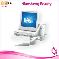 Niansheng competitive price HIFU ultrasound face wrinkle removal machine Manufactures