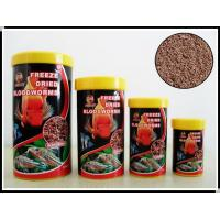 Freeze dried bloodworms Manufactures
