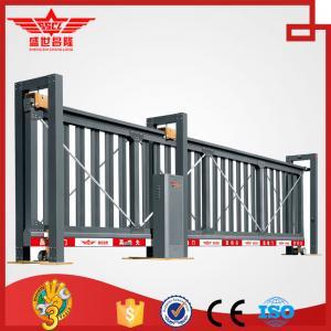 China sliding gate opener sliding gate aluminum alloy  for factory L1506 on sale