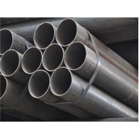 ASTM A53 , A106 HR ERW Piping / Steel ERW Structural Pipe With DIN1626 , 2448 , JIS , BS Standard Manufactures