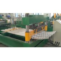 Automatic Type Metal Trapezoidal Type Roof Sheet Crimped-Curved Machine for Roll Forming Machine Manufactures