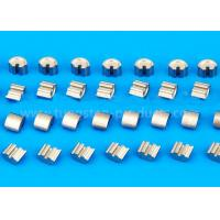 China OEM High Precision W Alloy / Tungsten Alloy Cube For Cell Phone / Iphone Vibrators on sale
